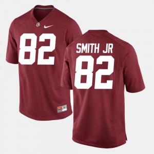 Crimson Irv Smith Jr. Alabama Jersey Mens Alumni Football Game #82 731972-653