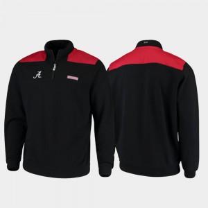 Black Shep Shirt Quarter-Zip Men Alabama Jacket 251486-383